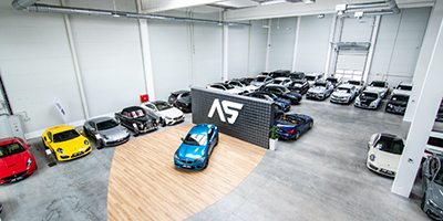Prodejní showroom