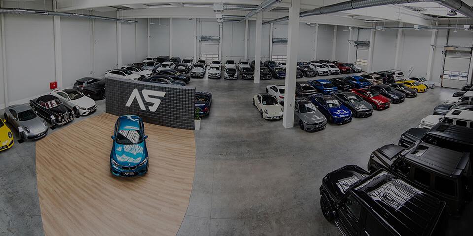 Navštivte náš showroom