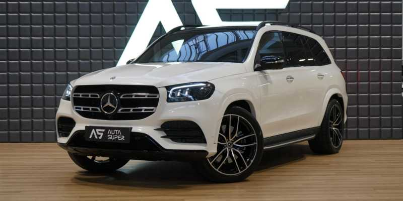 Mercedes – Benz GLS