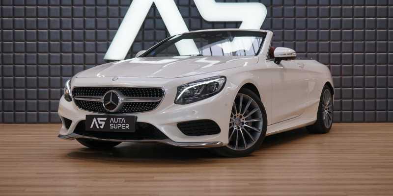 Mercedes-Benz S500 kabrio