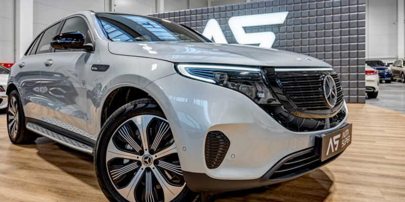 Mercedes -Benz EQC 360