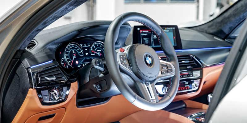 BMW M5 360