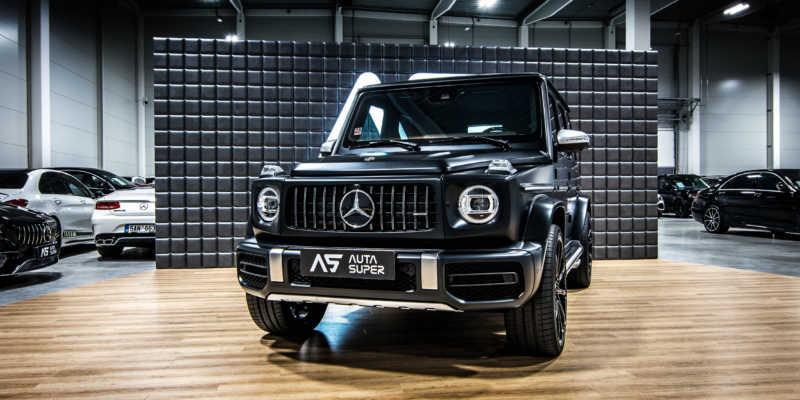 Mercedes-Benz G63 (Stronger than time) 360