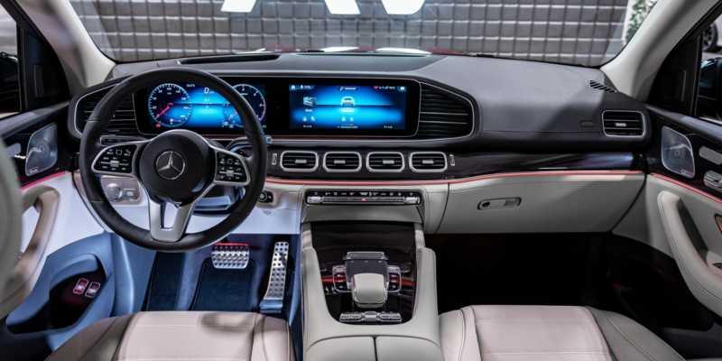 Mercedes-Benz GLS 400d 360