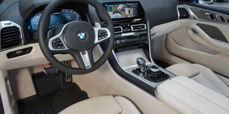 BMW Řada 8