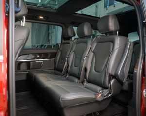 Mercedes-Benz Třída V