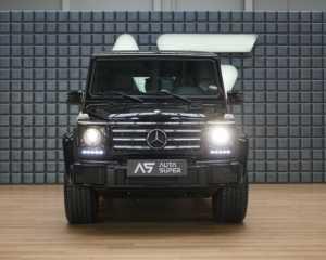 Mercedes-Benz Třída G