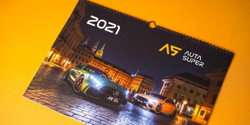 AS Kalendář 2021