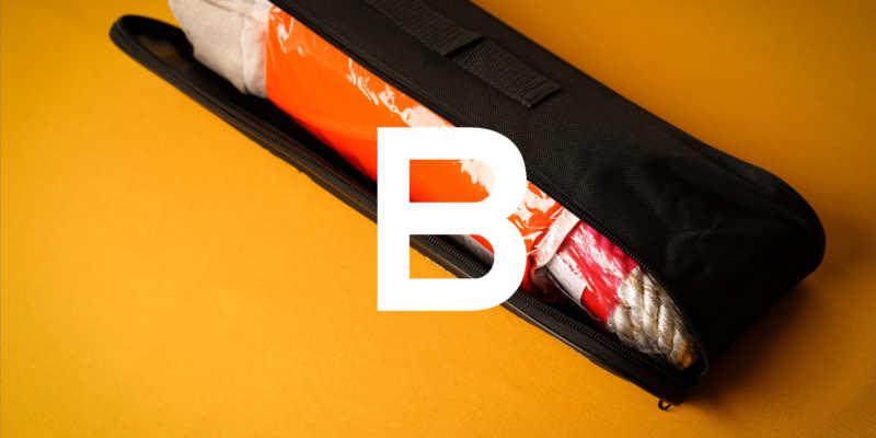 Povinná výbava – varianta B