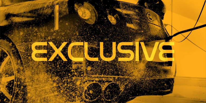 Ruční mytí – Exclusive