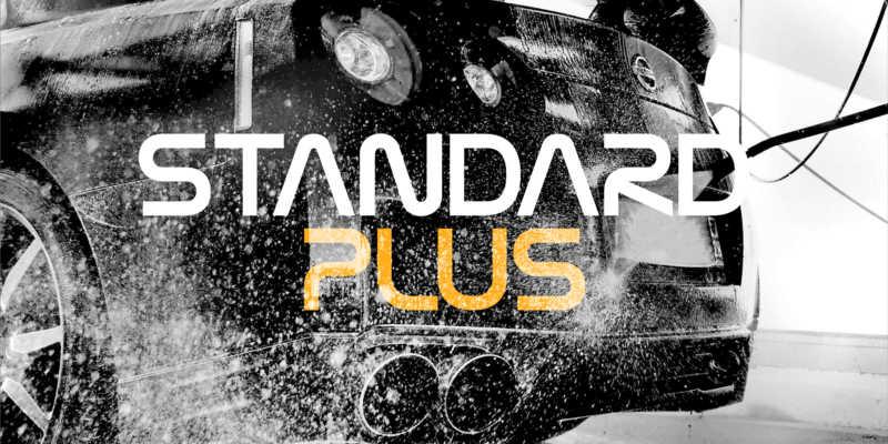 Ruční mytí – Standard Plus