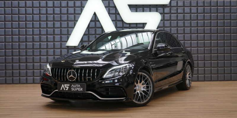 Mercedes-Benz Třída C