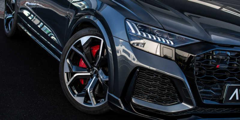 Otevřete oči, Audi přichází