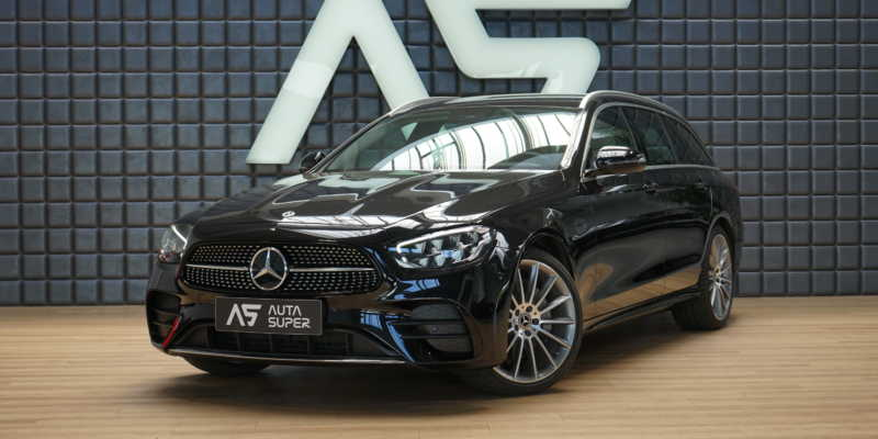 Mercedes-Benz Třída E